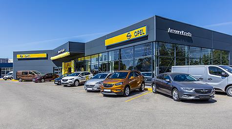 AMSERV KRASTA<br/>Opel autocentrs