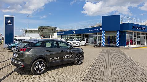 AMSERV KRASTA<br/>Peugeot autocentrs